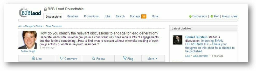 , Lead Generation: 5 tips to generate leads faster on LinkedIn