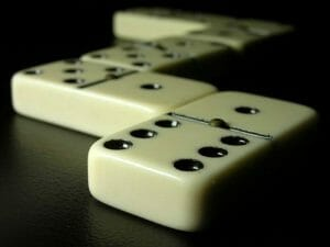 , The Domino Theory of B2B Content Marketing