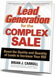 , Chapter 3: Defining Your Best Lead