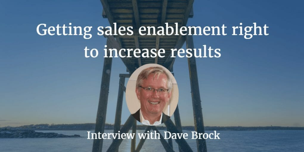 sales enablement, Getting Sales Enablement Right to Increase Results