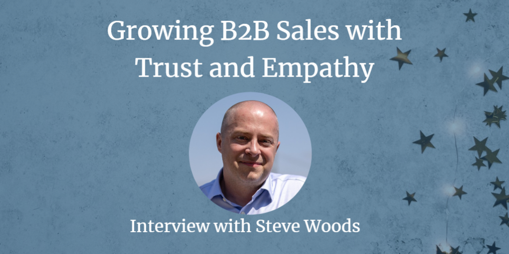 Building B2B relationships with trust and empathy