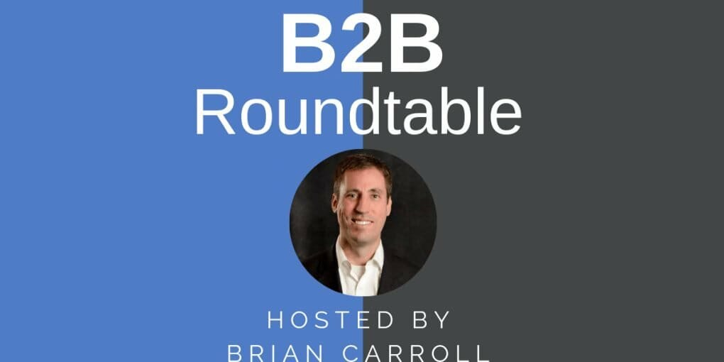 , Announcing the B2B Roundtable Podcast